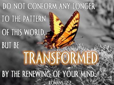 Vernieuwing van je denken