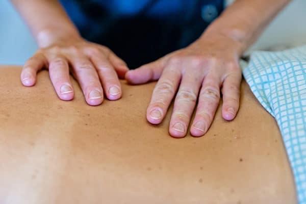 Massage en coaching - voelen en ervaren