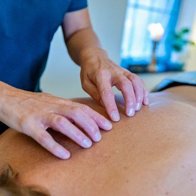 Massage aanbod